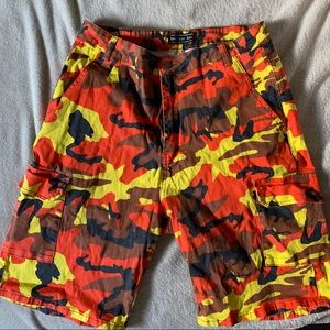 Fashionova cargo shorts